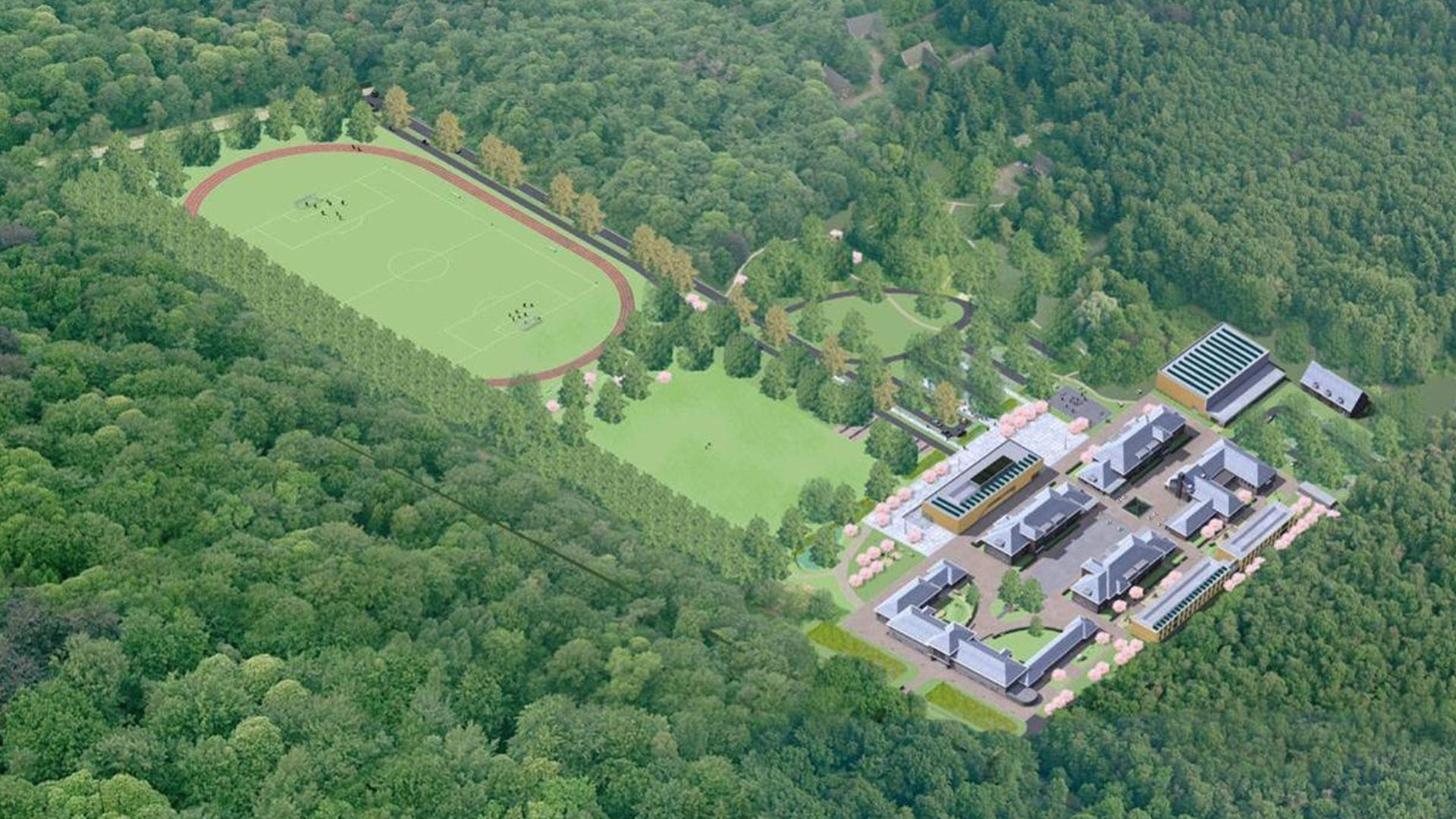 Foto: Campus Internationale School Eindhoven - Arom